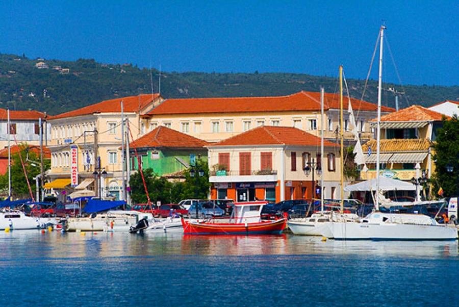 Великден на остров Лефкада, в хотел 5* с вечери и Великденски обяд - Великден в Гърция 2020 - travel studio